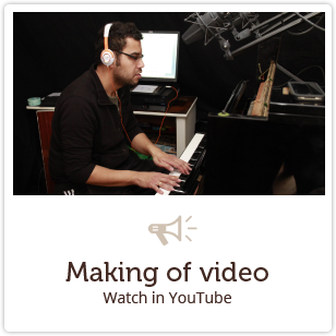 Making of video - Watch in Youtube